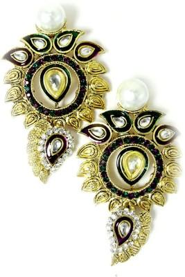 Onlinemaniya Nickel Drop Earring