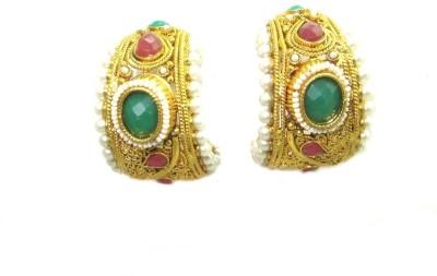 Keva Art Jewellery Alloy Huggie Earring
