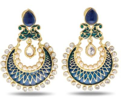 Luxor Spring Sparkle Alloy Earring Set