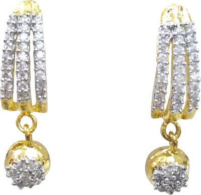 Midas Fashion Cubic Zirconia Alloy Drop Earring