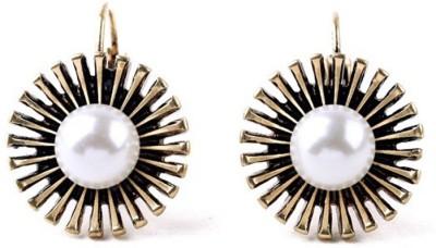 KooKoo Fashion princess delight Pearl Acrylic Stud Earring