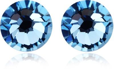 Ouxi Swarovski Elements Crystal Zinc Stud Earring