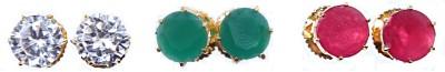 Asset Jewels pops Brass Earring Set