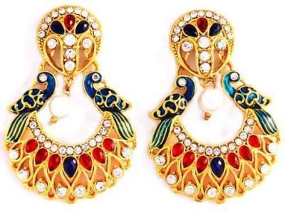 Fashion Bindas Brass Chandelier Earring