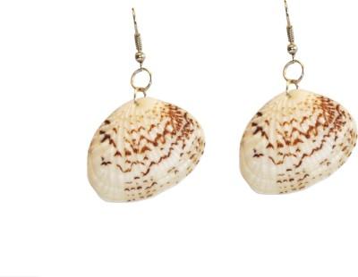 Women Trendz Shell Metal Jhumki Earring