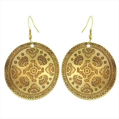 925 Silver Brass Dangle Earring
