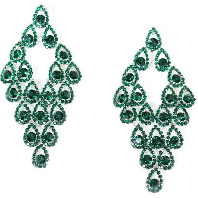 Jewels Kafe Bollywood Diva Alloy Drop Earring