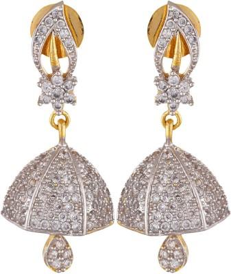 SB Fashions ring earring Brass Jhumki Earring