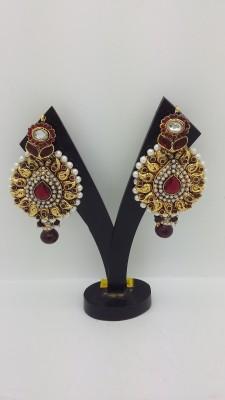 Aakarshan a13 Copper Earring Set