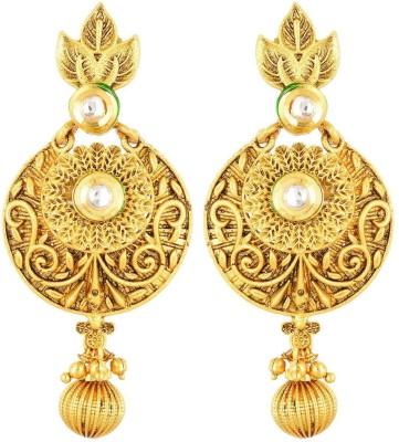 tsb RETAILS ER-0042 Brass Dangle Earring