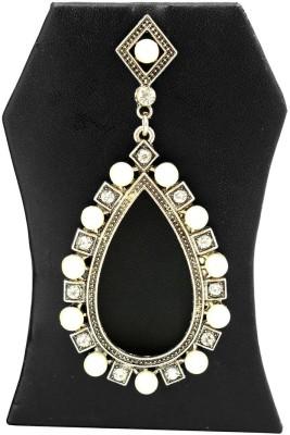 Shopaholic Fashion Shopa Pearl Alloy Drop Earring