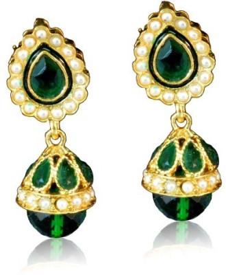 Vastradi Jewels Brass, Alloy, Metal Drop Earring