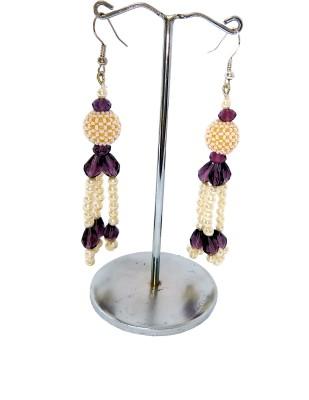 shalini jewlles color Metal Dangle Earring