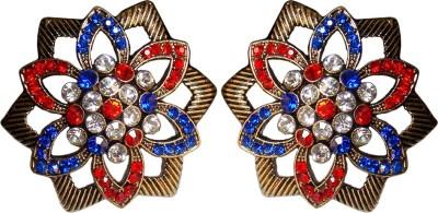 Simbright Zircon Alloy Stud Earring