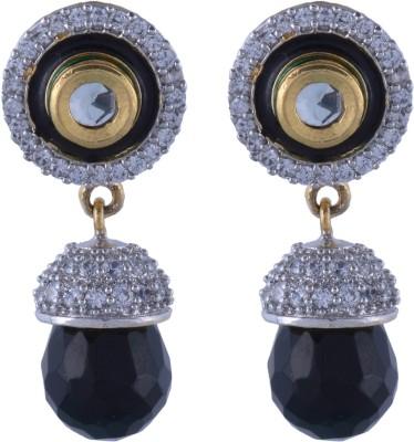 Nimbark Traders Alloy Brass, Metal Drop Earring