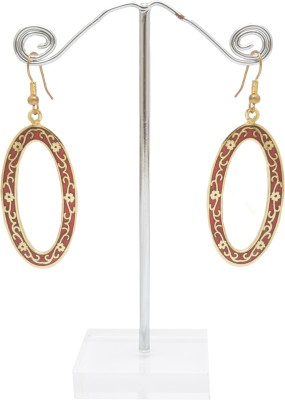 Reva RJ-220 Alloy Dangle Earring