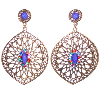 Adimani Sukrta Alloy Dangle Earring