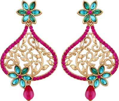 Vendee Fashion Exquisite design Alloy Chandelier Earring