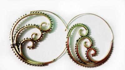 zenith jewels princess86 Brass Stud Earring