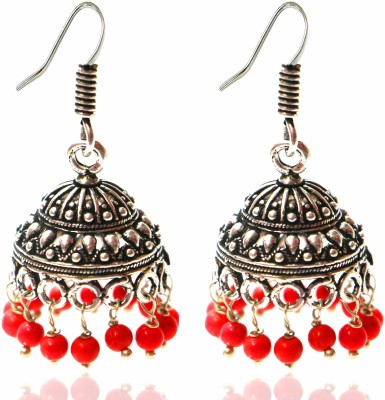 Bling N Beads Antique Look Alloy Jhumki Earring