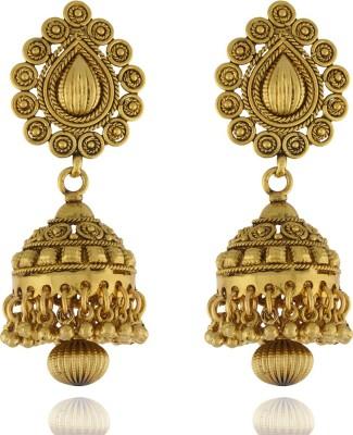 Chaahat Fashion Jewellery New Fancy Copper Jhumki Earring