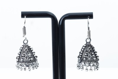 Waama Jewels Valentines special Metal Jhumki Earring