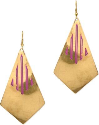 Jewel Paradise PMJPE-0099 Brass Dangle Earring