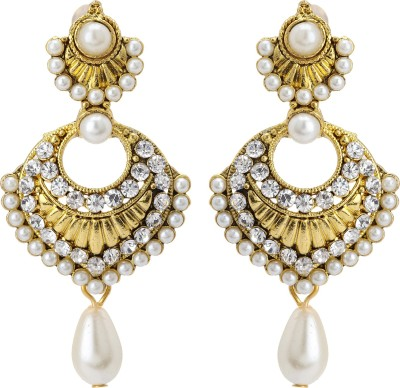 Fashionista Gurl premium grade Zircon Alloy Chandelier Earring