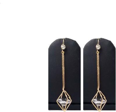 Hotpiper Designer Crystal Alloy Dangle Earring