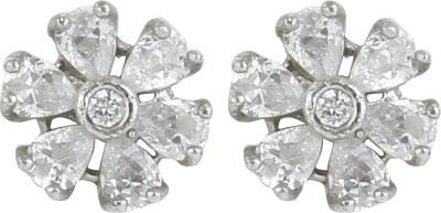 Dilan Jewels EAR000060 Zircon Silver Stud Earring