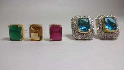 Kaveri Jewellery Spring Sparkle Alloy Stud Earring