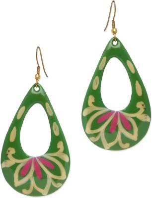 Jewel Paradise PMJPE-0081 Brass Dangle Earring