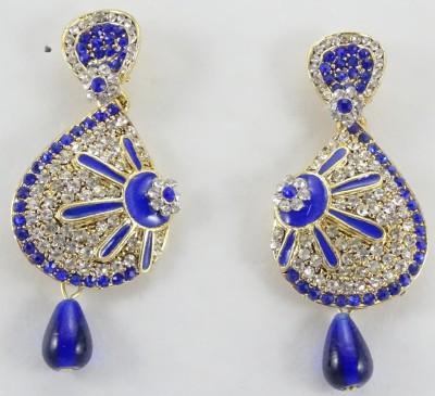 Navisha Fashion Metal Drop Earring