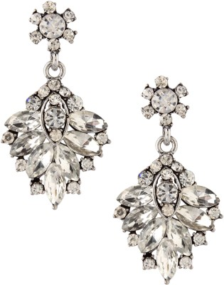 20Dresses Snowing On s Metal Drop Earring