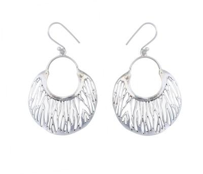 JHL Silver Cute Silver Dangle Earring