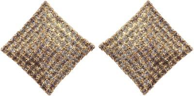 Oars Metal Stud Earring