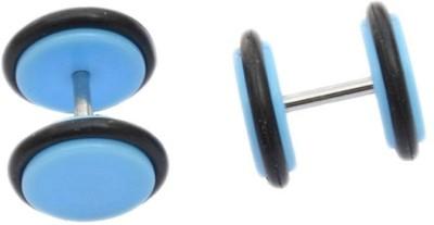 the jewelbox Neon Stainless Steel, Plastic Stud Earring