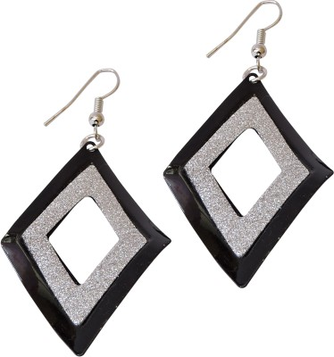 Cultural Fusion Attractive Sparkles Alloy Dangle Earring