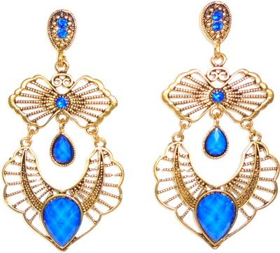 Adimani Milane Alloy Drop Earring