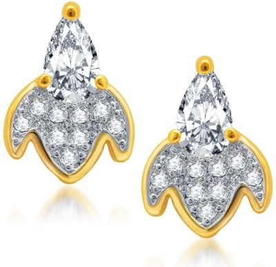 Sukkhi Ritzzy Micro Pave Cubic Zirconia Alloy Stud Earring