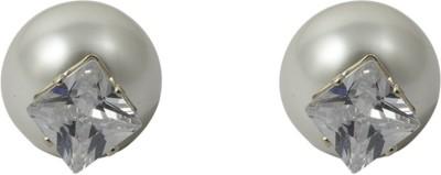 Gildermen GMEA13LKRR9 Cubic Zirconia Alloy Stud Earring