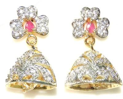 ShopperzGuide Designer Alloy Jhumki Earring