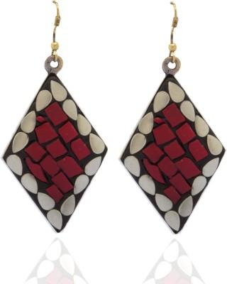Spanishtree WER-12 Stone Dangle Earring