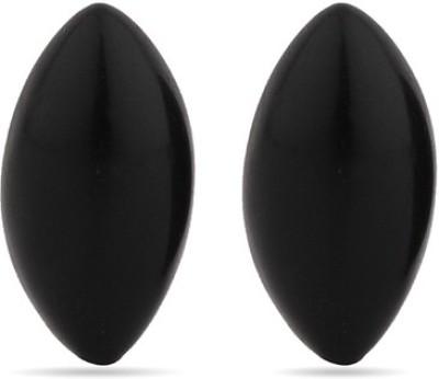 Factorywala Black Colored Geometric Studs Alloy Stud Earring