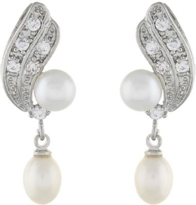 Classique DesignerJewellery Sunshine Pearl Alloy Earring Set