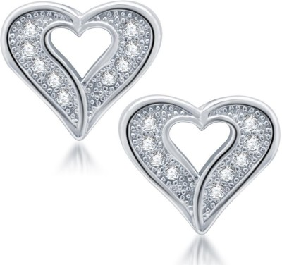 Sukkhi Exquisite Micro Pave Cubic Zirconia Alloy Stud Earring