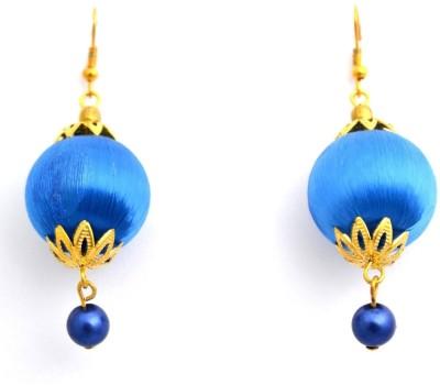 Laron Handicrafts Plastic, Metal Drop Earring