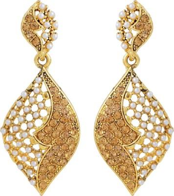 Jewels and Deals FE-227 Brass Drop Earring