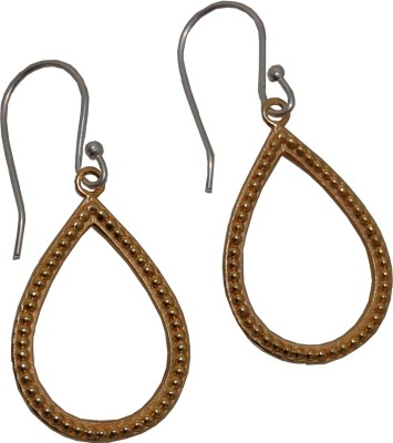 Arvino Cavier Skys Brass Drop Earring