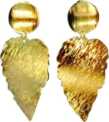 Alak Dream Girl Brass Drop Earring